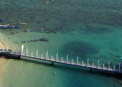 Hilton Hawaiian Village Catamaran Pier and Dock