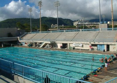 Duke Kahanamoku Pool General Repairs & Retrofit