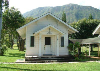 Kalaupapa National Historic Park Historic Buildings Preservation
