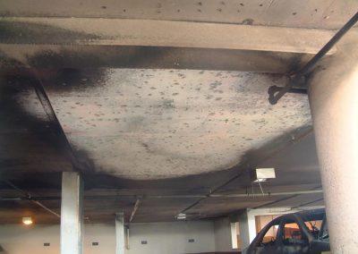 Waikiki Landmark Garage Fire Investigation