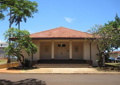 Kauai County and Annex Building Repairs and Renovation