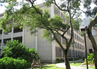 University of Hawaii Edmondson Hall and Snyder Hall Renovations