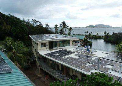 University of Hawaii Coconut Island Marine Laboratory Code and Safety Improvements and Interior Renovation
