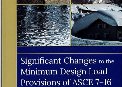 Significant Changes to the Minimum Design Load Provision of ASCE 7-16